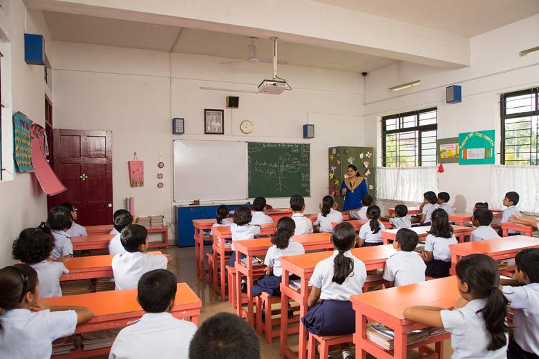 Class Room – Seniors